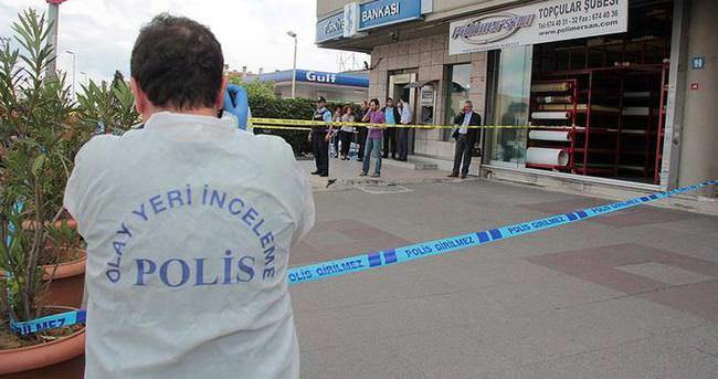 Bomba süsü verilmiş düzenekle banka soygunu