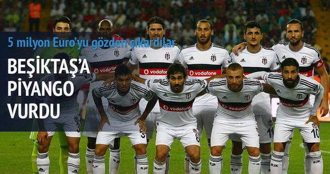 Beşiktaş'a Ersan Gülüm piyangosu!