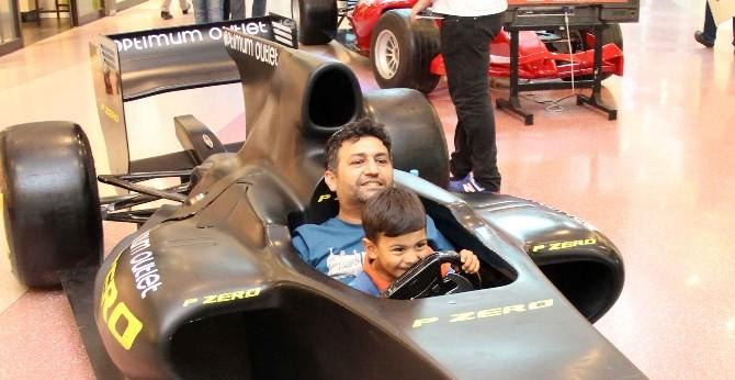 Adana'nın F1 Şampiyonları Belli Oldu