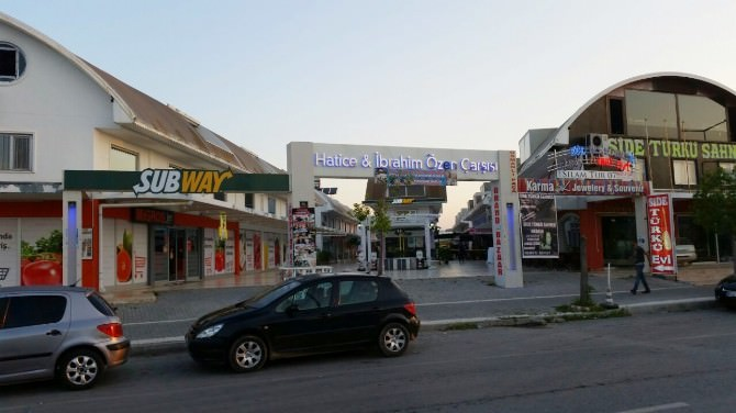 Antalya'da Cinayet: 1 Ölü