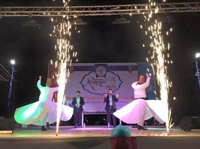 Beyşehir'de Ramazan Etkinlikleri Sürüyor