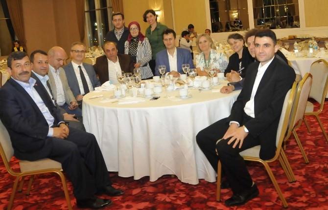 Darıca'daki İlçe Protokolü İftarda Buluştu