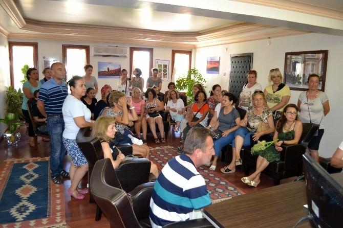 CHP İlçe Teşkilatında İstifa Gerginliği