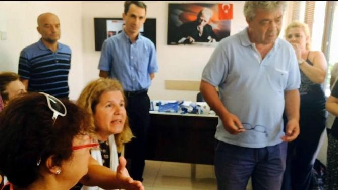 Başkan Tokcan'ın İstifası CHP İlçe Teşkilatı Gerdi