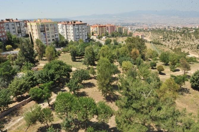 Buca'ya Özel Park