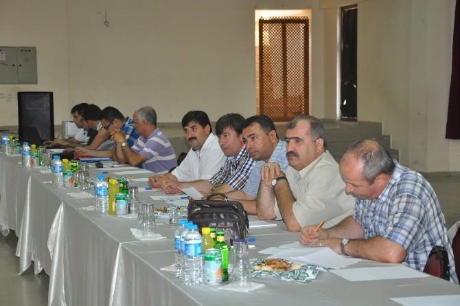 Dursunbey Organize Sanayi Bölgesine Kurumlar Olumlu Görüş Verdi