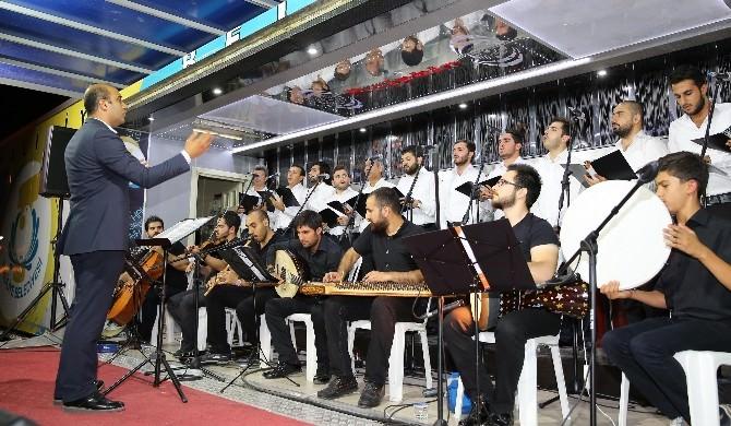 Haliliye Belediyesi Tasavvuf Korosu, Vatandaşlardan Tam Not Aldı