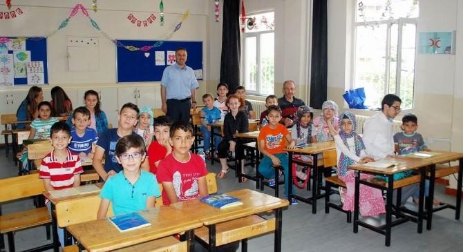 Mudanya'da Yaz Kur'an Kurslarına Büyük İlgi