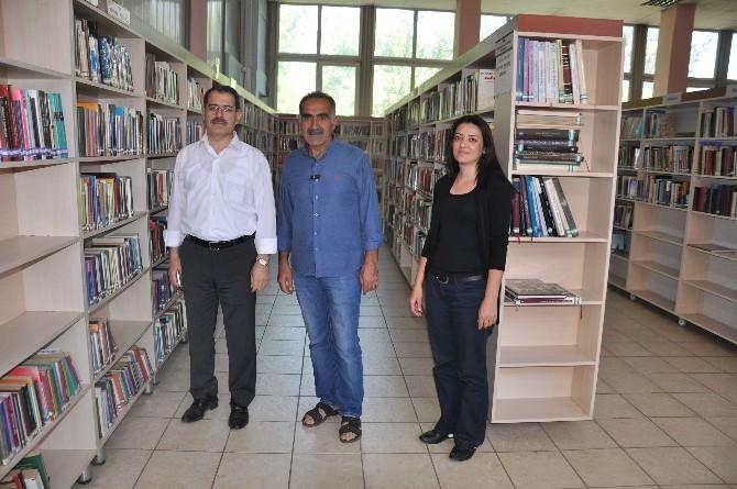 Muş'ta Halk Kütüphanesi'nde Yaz Tatili Uygulaması