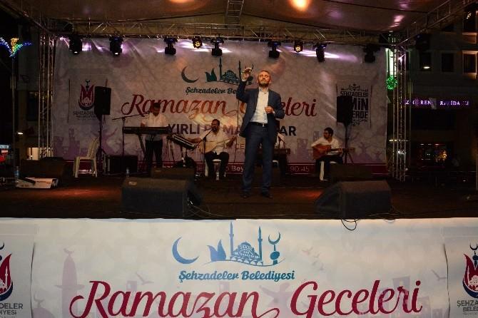 Ramazan Gecelerinde Karaoğlu Rüzgarı
