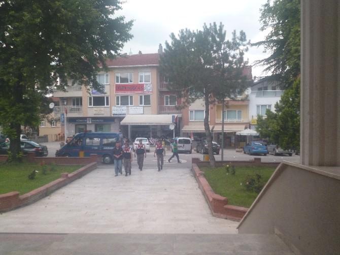 Osmaneli'deki Gasp Olayını Jandarma Ekipleri Kısa Sürede Aydınlattı