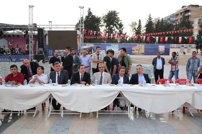 Haliliye Belediyesi'nin Sofrasında Halil İbrahim Bereketi