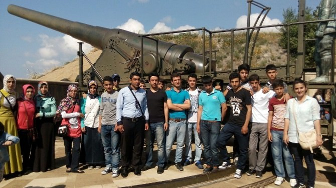 Sincikli Gençler Çanakkale'de
