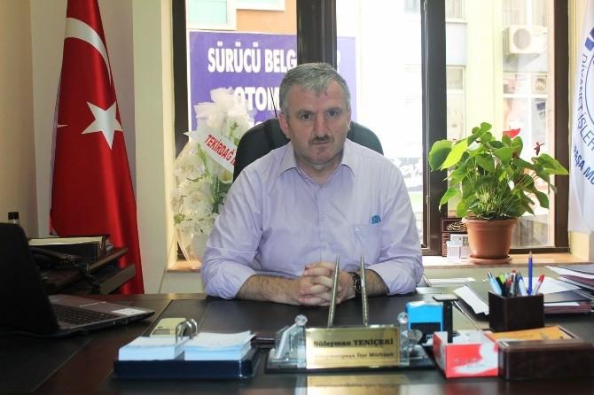 Süleymanpaşa'da Yaz Kur'an Kursları Başladı