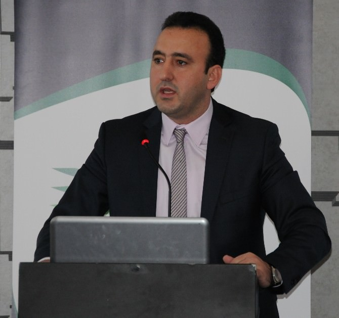 Trakyaka Genel Sekreteri Şahin, Trakya Bölgesi Mayıs Ayı Ekonomi Verilerini Değerlendirdi