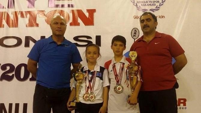 Türkiye'nin En Küçük Milli Sporcusu Erzincan'dan