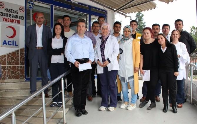 Uşak'ta Hastaneler Afet Ve Acil Durumlara Hazır