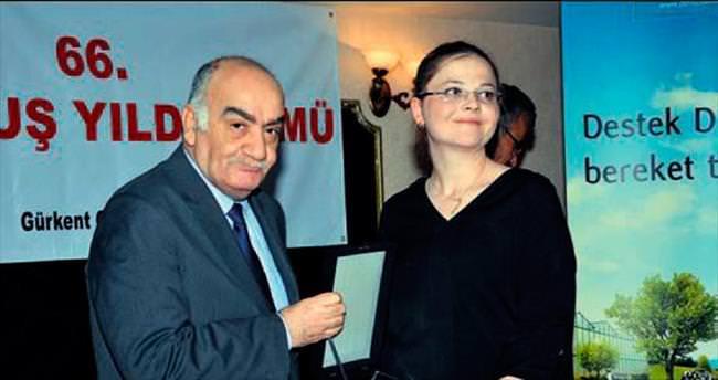 Ziraatçılar SABAH'a başarı ödülü verdi