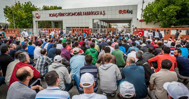 TOFAŞ fabrikasından 83 işçi çıkarıldı