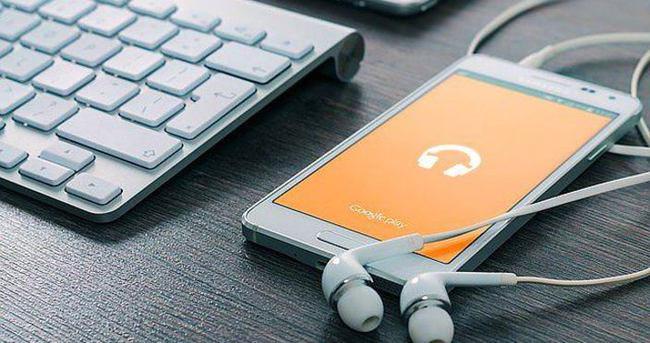 Google'dan ücretsiz müzik servisi