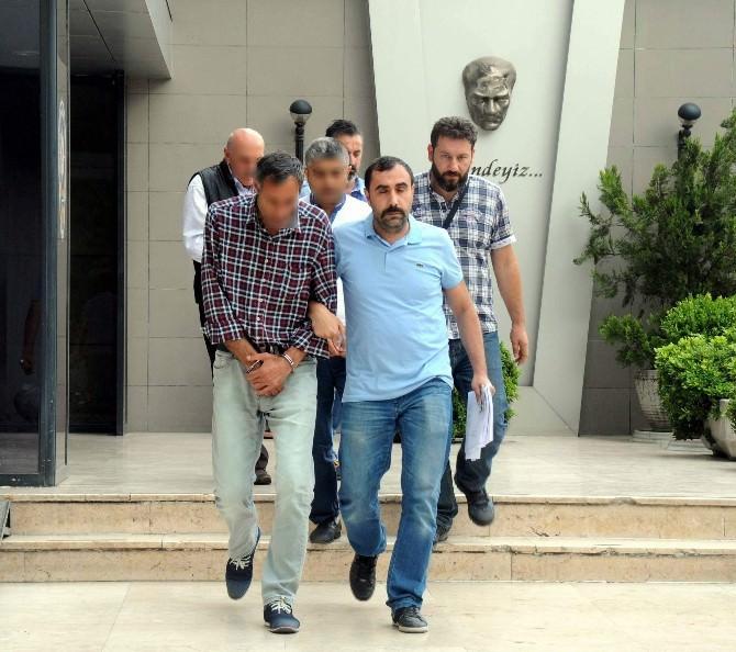 E-devlet Şifresiyle Vurguna 3 Tutuklama