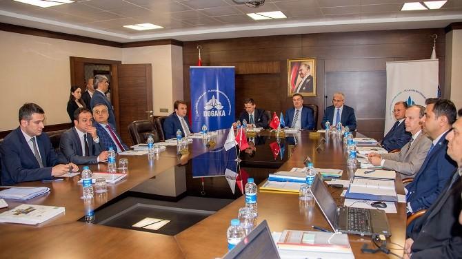 Doğaka 65. Yönetim Kurulu Toplantısını İskenderun'da Yapıldı