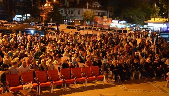 Gemlik'te Ramazan Coşkusu