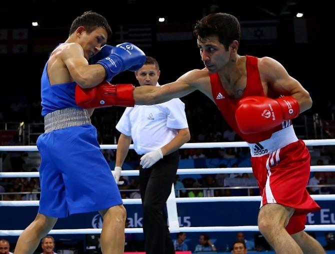 Bakan Kılıç, 1. Avrupa Oyunları'nda Madalya Kazanan Milli Sporcuları Tebrik Etti