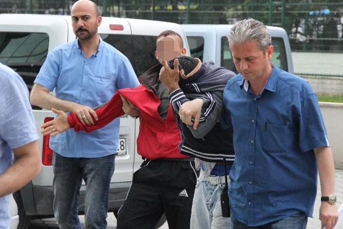 Hilti Hırsızları Tutuklandı