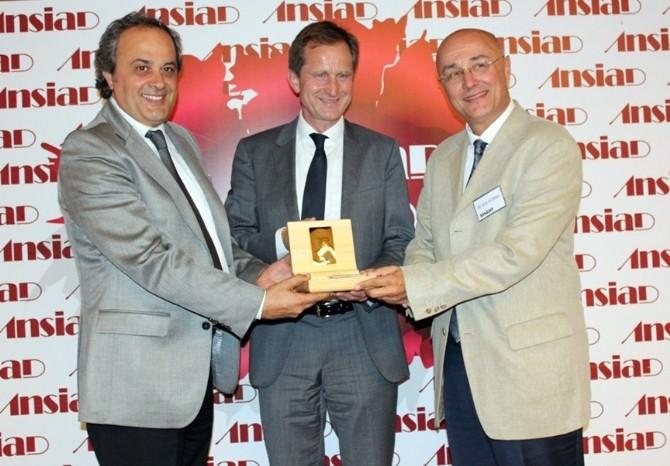 Sunexpress Genel Müdürü Schwaıger, Ansiad'ın Konuğu Oldu