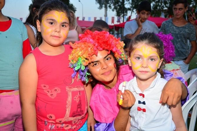 Manavgat'ta Ramazan Şenliklerine Yoğun İlgi