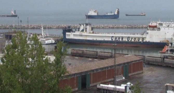 (Özel Haber) Kırım Ve Ukrayna'daki Gelişmeler Zonguldak Limanı'nı Etkiledi