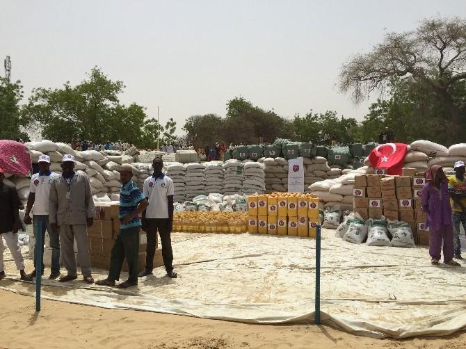 TİKA, Nijer'e Hayat Vermeye Devam Ediyor