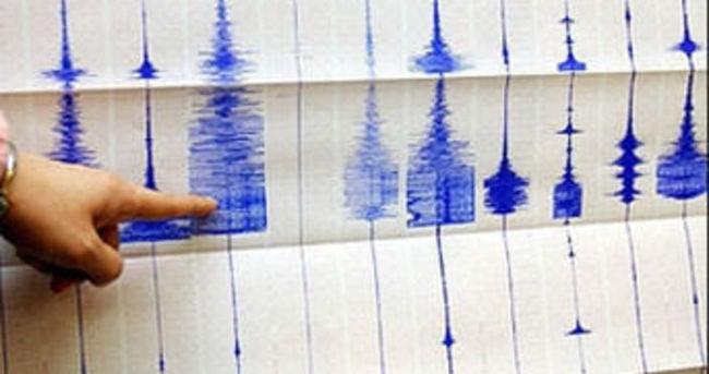 Uygur Özerk Bölgesi'nde deprem