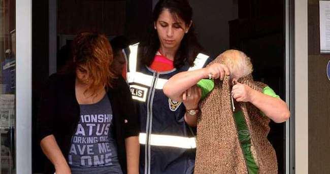 Çanakkale'de fuhuşa 5 gözaltı