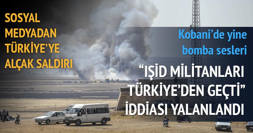 Türkiye'den geçtiler iddiası yalanlandı!