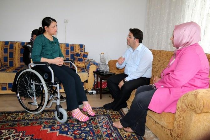 Aksaray Belediyesi'nden Huzurlu Yaşam Aracı