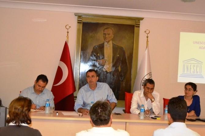 Ayvalık'ta UNESCO Bilgilendirme Toplantısı Yapıldı