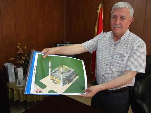 Biga İibf Camii İçin Hazırlıklar Tamam