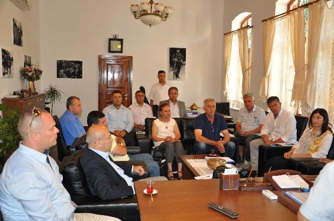 Termal Turizm Altyapı Hizmet Birliği Olağan Toplantısı Yapıldı