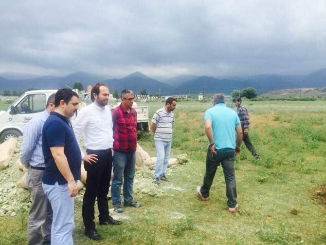 Erbaa Belediyesi'nden Kuraklık Önlemi