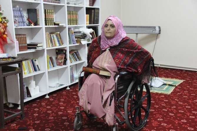 (Özel Haber) Gazzeli Kadın Facebook Sayesinde Kurtuldu