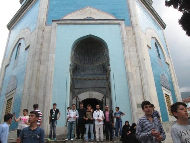 Beyaz Kalpler'den Tarihi Bursa Gezisi