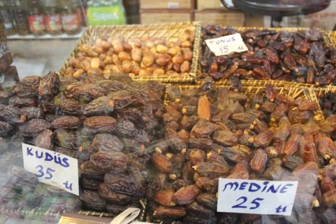 Tekirdağ'da Esnaf Hurma Satışlarından Memnun Değil