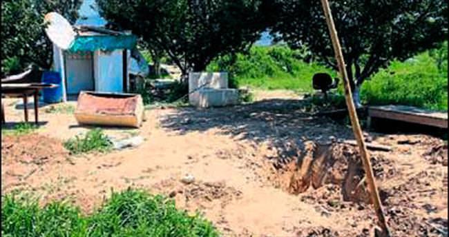 Kayıp çiftçinin cesedi bağ evinde bulundu