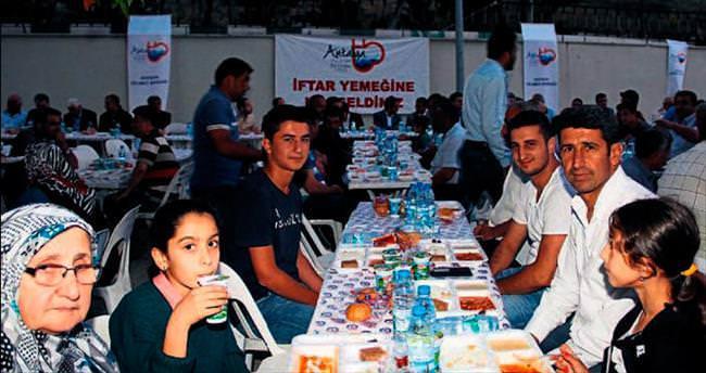 Vahhab-ı Ümmi'de iftar