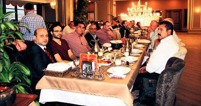 Saray'da iftar ziyafeti