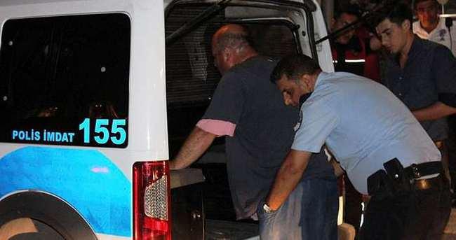 Bodrum'da hırsız polis kovalamacası