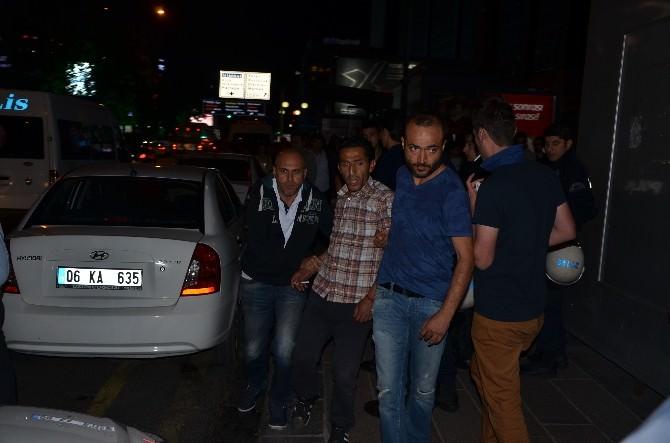 Başkent'te 7 Eylemci Gözaltına Alındı