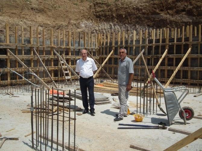 SGK' Dan Bayramiç İlçesine Yeni Hizmet Binası
